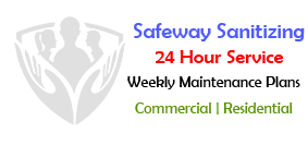 Safeway Sanitizing is a New York based cleaning technicians can provide swift commercial, industrial, and residential disinfecting from the Coronavirus as well as all viral threats - Logo Image
